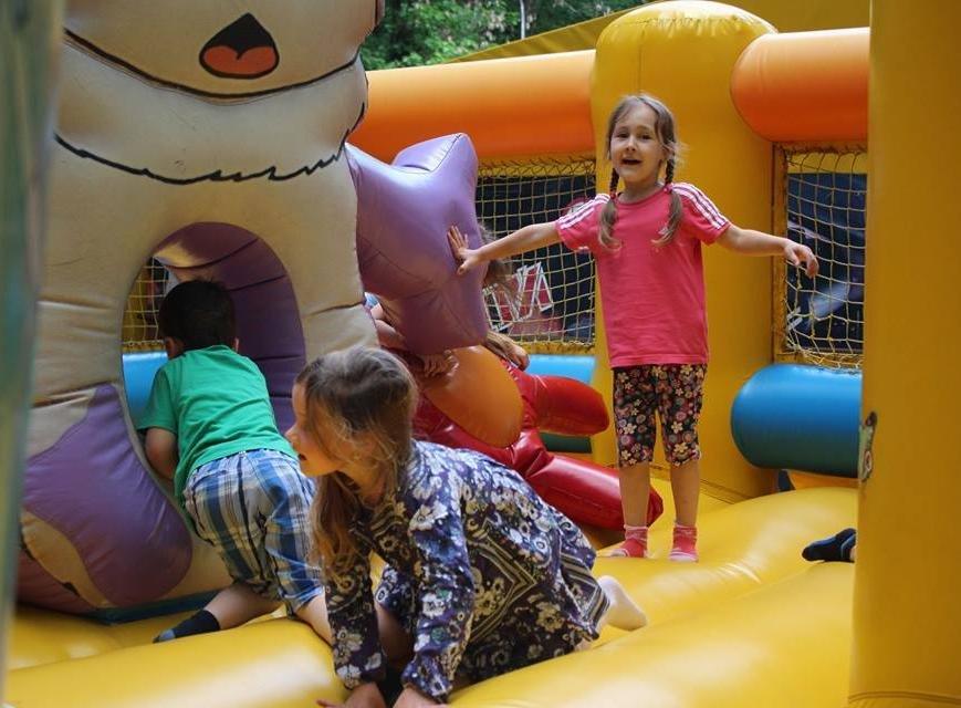 Ужгород почав святкувати День захисту дітей: фото, фото-6