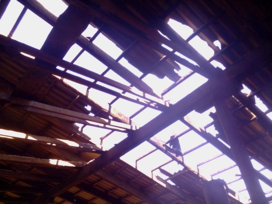 На Перечинщині  пожежею охопило приватне підприємтсво: фото, фото-2