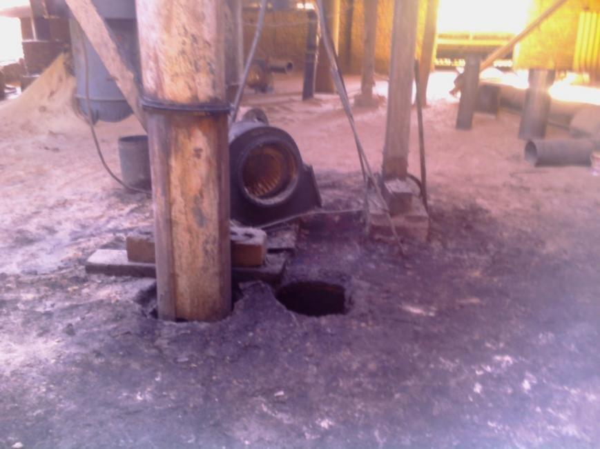 На Перечинщині  пожежею охопило приватне підприємтсво: фото, фото-1