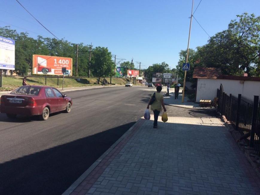 В Ужгороді після майже місяця ремонтних робіт відкрили для проїзду вулицю Антонівську: фото, фото-1