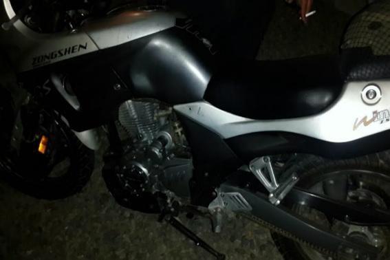 На Рахівщині п'яний мотоцикліст врізався у бетонну стіну: фото, фото-3