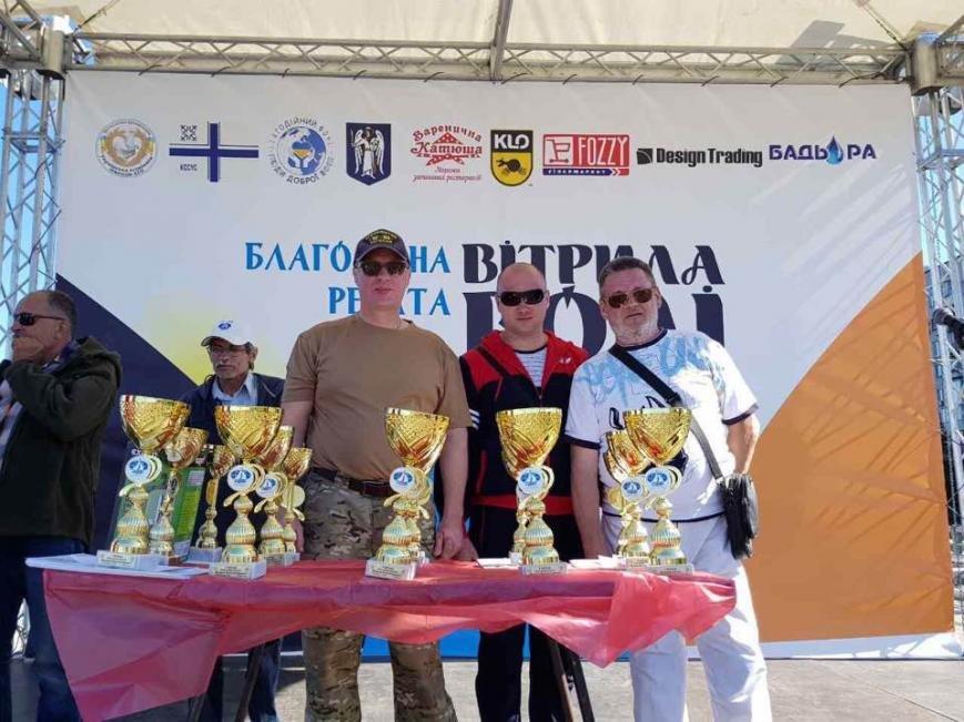 Як закарпатські учасники АТО у Києві у змаганнях регат брали участь: фото, фото-2
