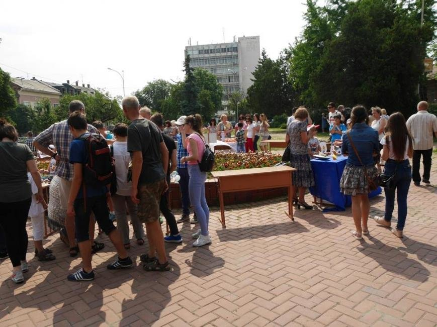 В Ужгороді на Петефі змагались юні винахідники: фото, фото-3