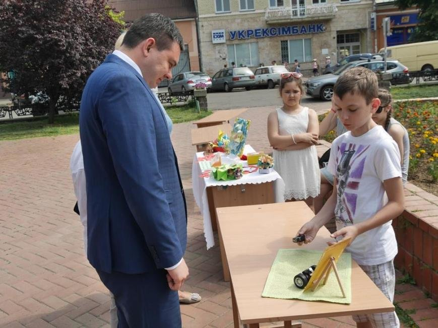 В Ужгороді на Петефі змагались юні винахідники: фото, фото-5