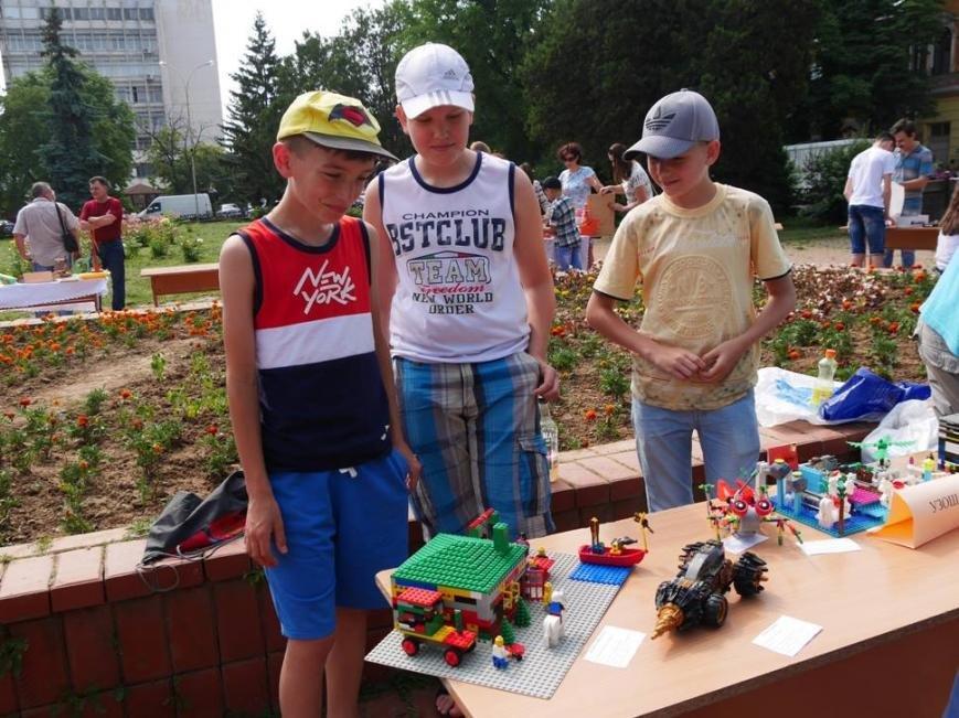 В Ужгороді на Петефі змагались юні винахідники: фото, фото-10
