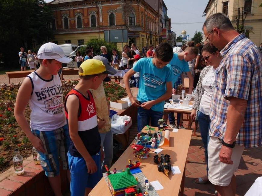В Ужгороді на Петефі змагались юні винахідники: фото, фото-8