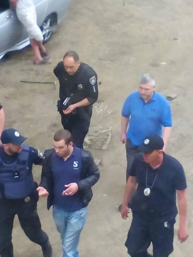 З'явились фото стрілянини в Ужгороді на Капушанській, фото-4