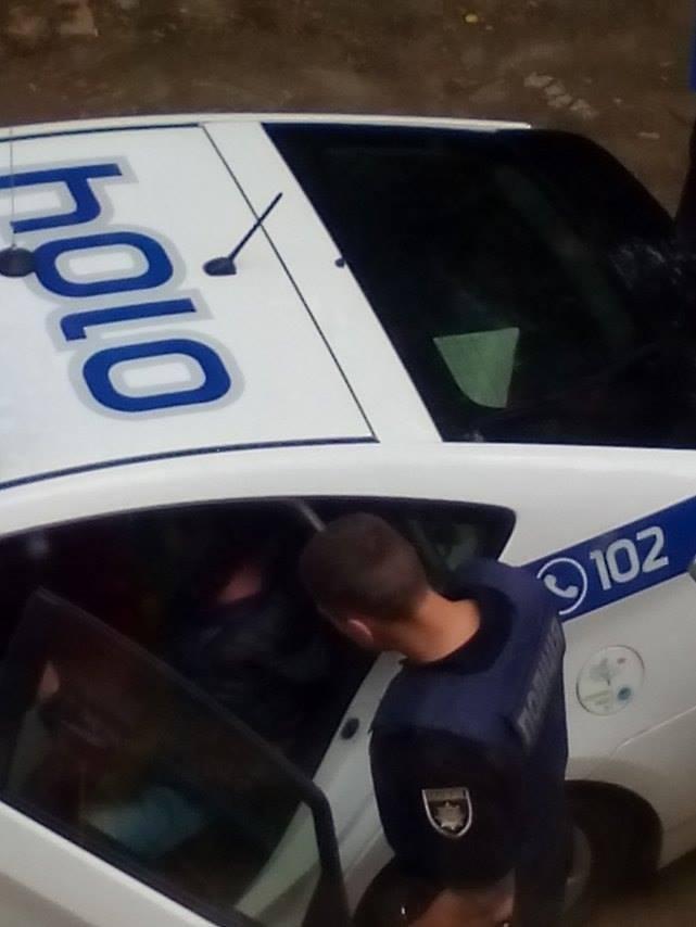З'явились фото стрілянини в Ужгороді на Капушанській, фото-1