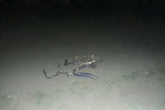 На Ужгородщині серед ночі чоловік на мотоциклі здійснив наїзд на жінку - потерпіла у лікарні: фото, фото-1