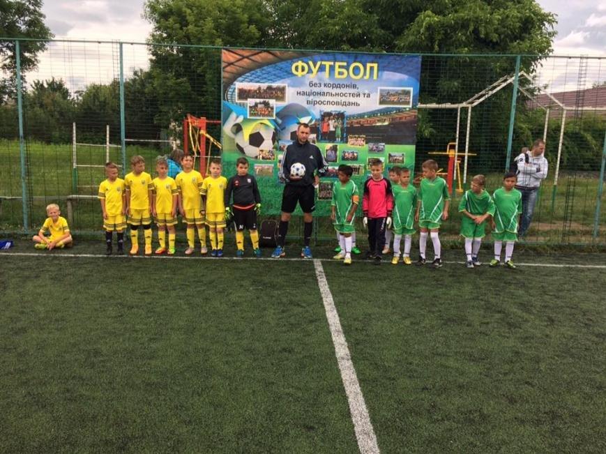 В Ужгороді на Радванці  пройшов міжнародний турнір з міні-футболу: фото, фото-8