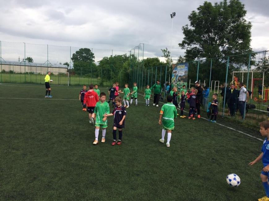 В Ужгороді на Радванці  пройшов міжнародний турнір з міні-футболу: фото, фото-4