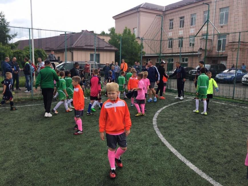 В Ужгороді на Радванці  пройшов міжнародний турнір з міні-футболу: фото, фото-7