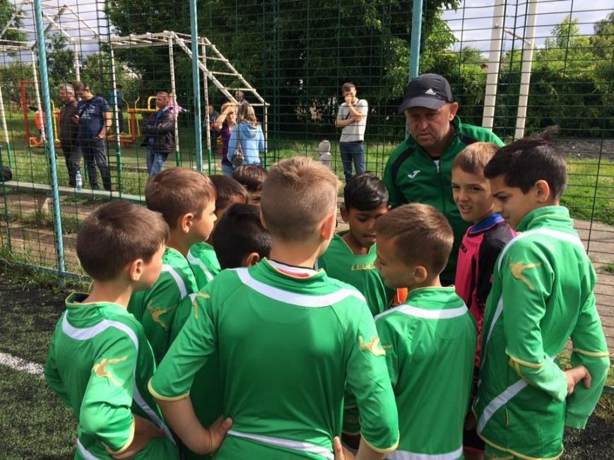 В Ужгороді на Радванці  пройшов міжнародний турнір з міні-футболу: фото, фото-1