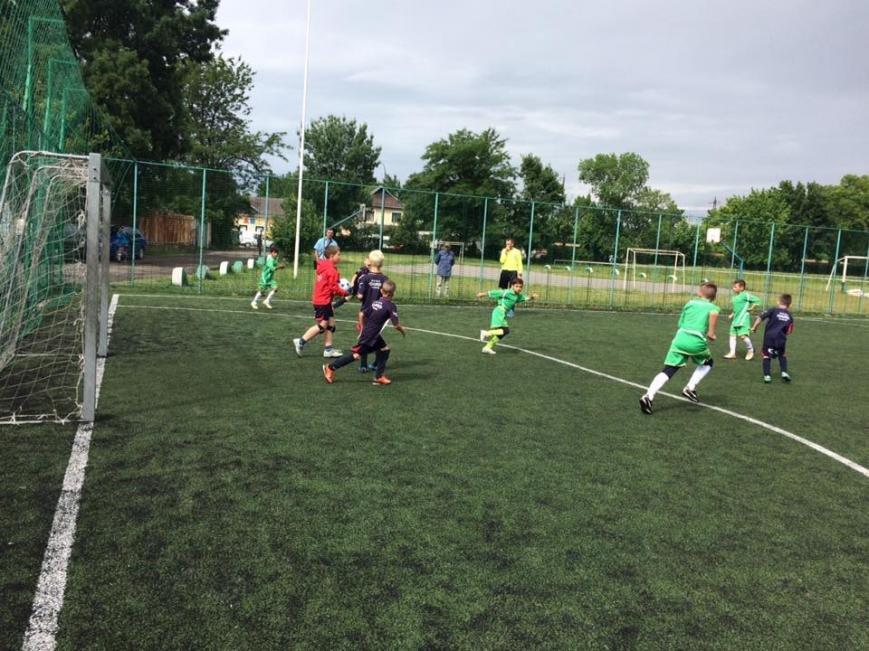 В Ужгороді на Радванці  пройшов міжнародний турнір з міні-футболу: фото, фото-2