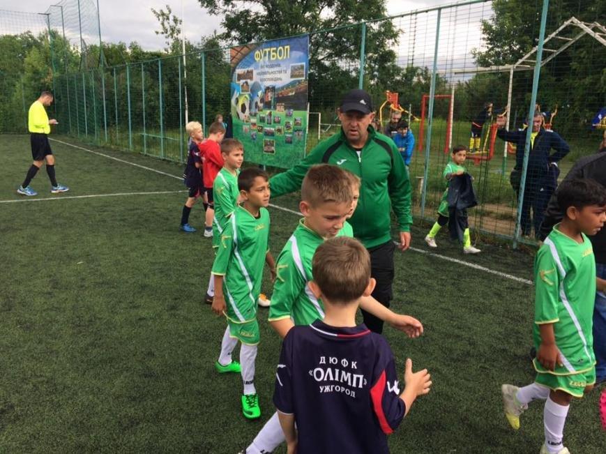 В Ужгороді на Радванці  пройшов міжнародний турнір з міні-футболу: фото, фото-6
