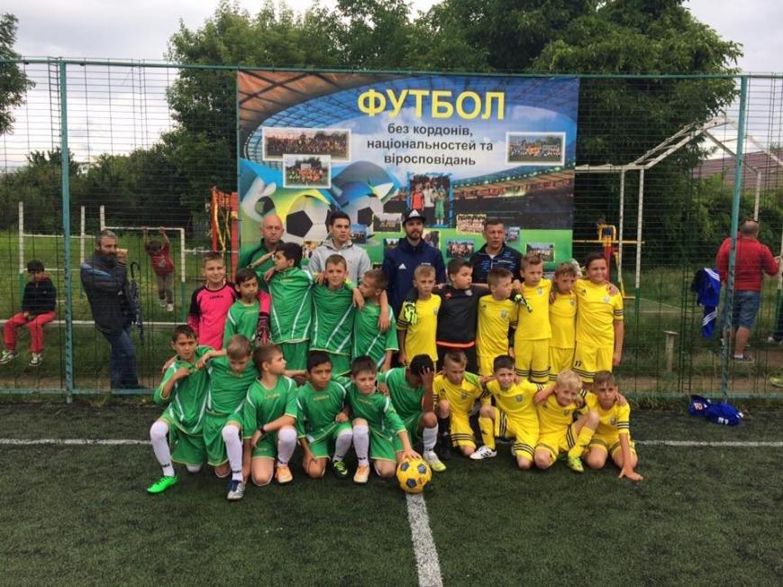 В Ужгороді на Радванці  пройшов міжнародний турнір з міні-футболу: фото, фото-3