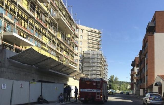У Празі під час трагічного випадку на будівництві помер юнак-заробітчанин із Закарпаття: фото, фото-1