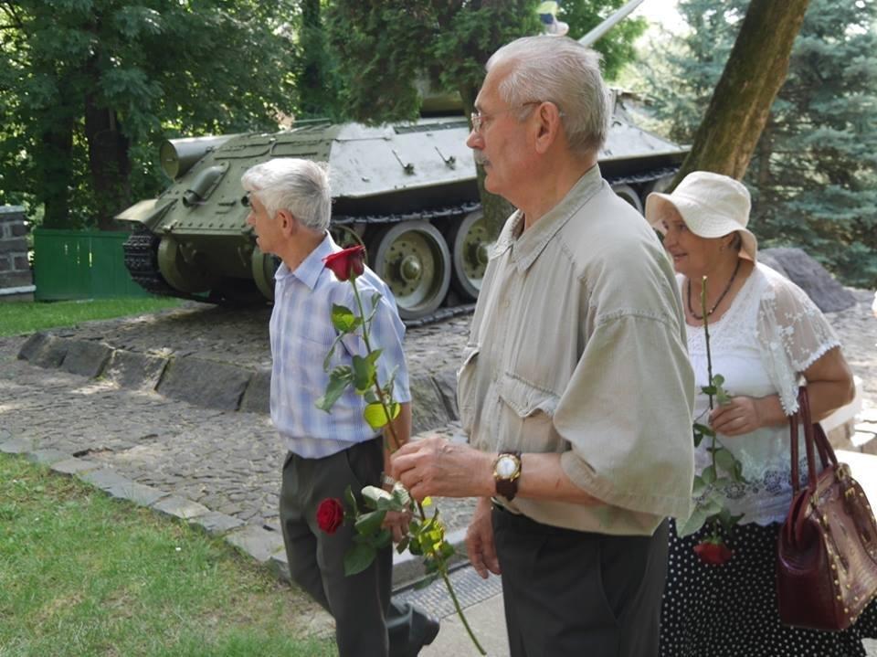 Ужгород згадав початок війни 1941-1945 років: фото, фото-4