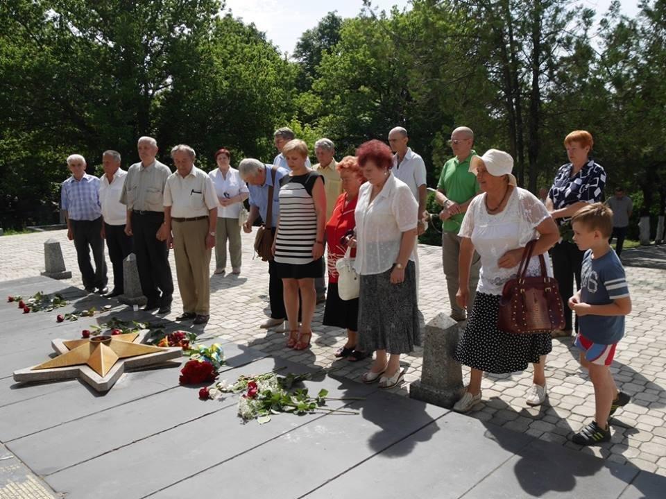 Ужгород згадав початок війни 1941-1945 років: фото, фото-5