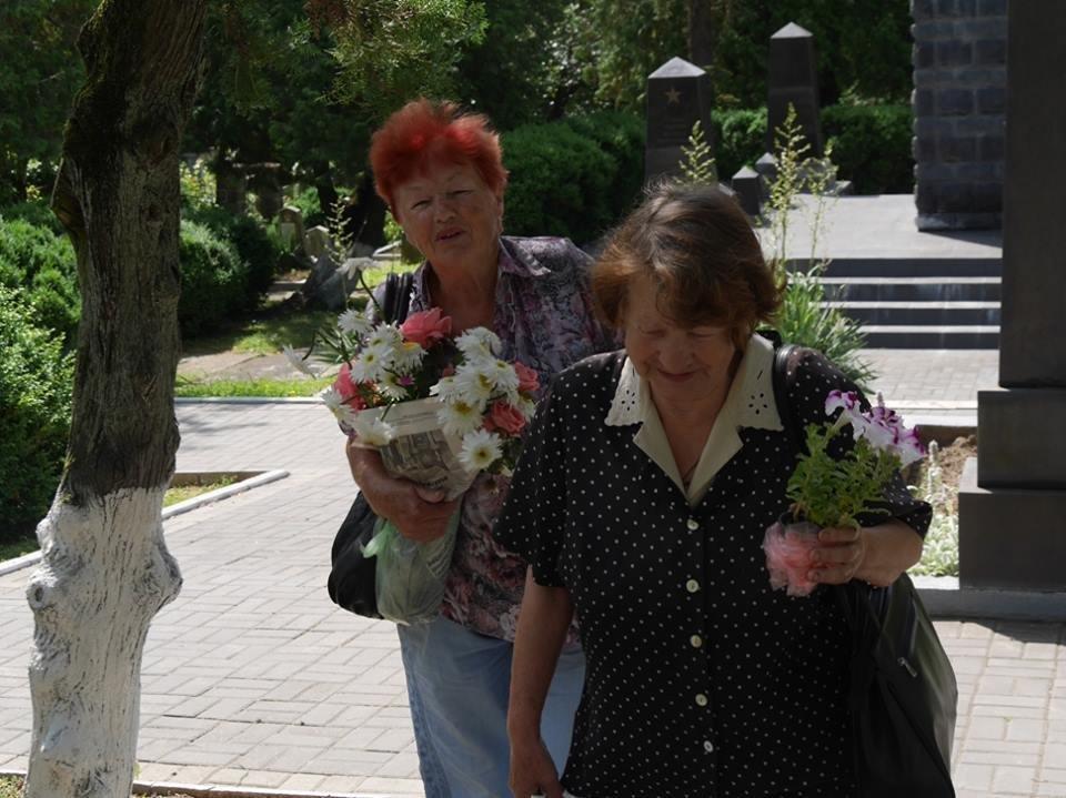 Ужгород згадав початок війни 1941-1945 років: фото, фото-2
