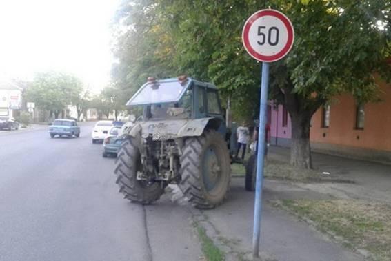 Жахлива смерть: у Берегові на пішохідному переході трактор переїхав жінку (ФОТО), фото-3