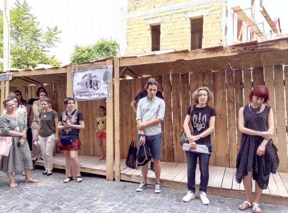Лист до Президента: про зруйнований будинок Фунданича в Ужгороді почує Україна, фото-8