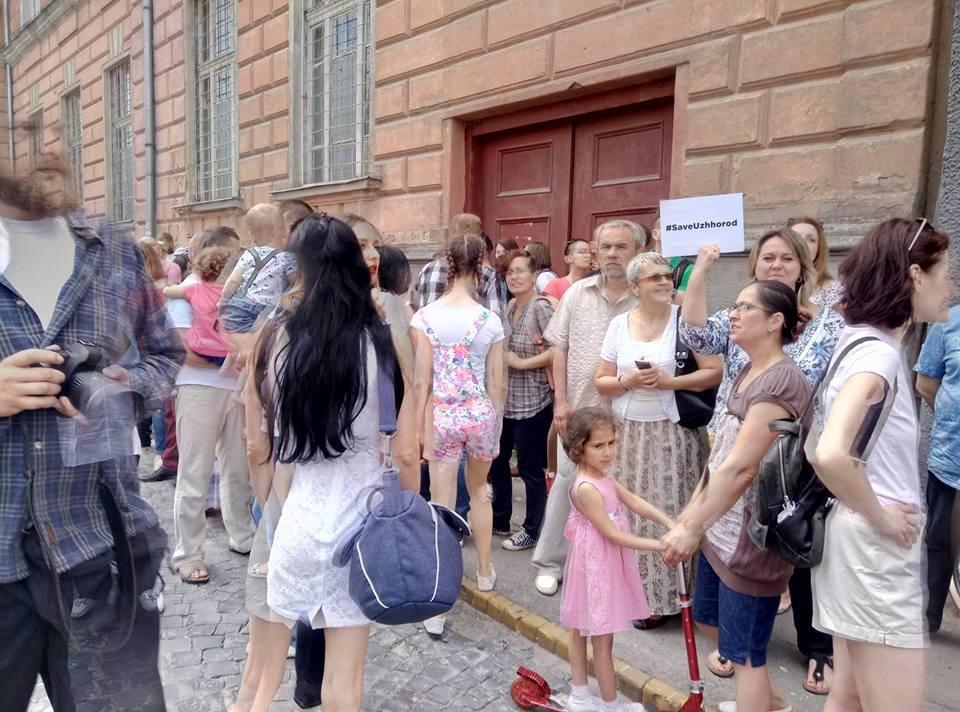 Лист до Президента: про зруйнований будинок Фунданича в Ужгороді почує Україна, фото-6