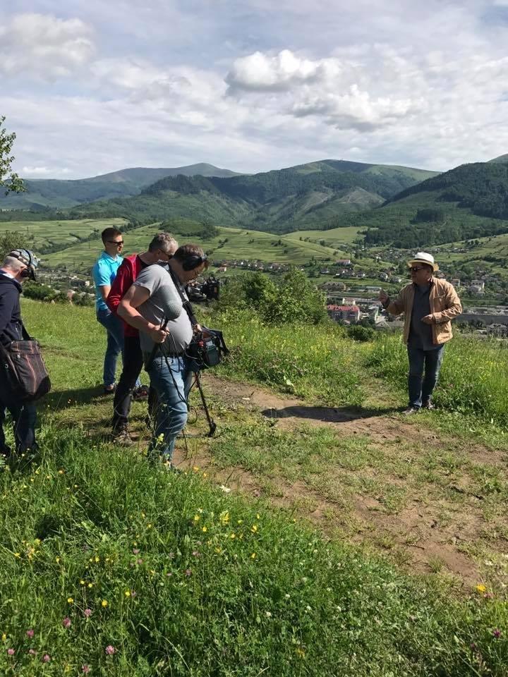 На відомому американському телеканалі покажуть сюжет про Закарпаття туристичне: фото, фото-8