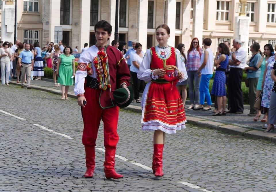 Ужгород вже почав святкувати День Конституції: фото, фото-6