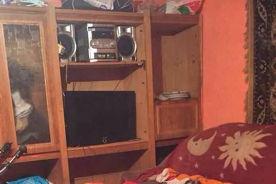 У Мукачеві працівник украв у господаря будинку плазмовий телевізор: фото, фото-1