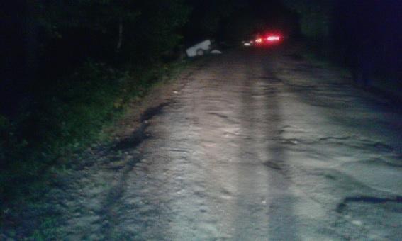 """Біля Мукачева """"ВАЗ"""" врізався в дерево - 1 людина загинула, ще двоє у реанімації: фото, фото-1"""