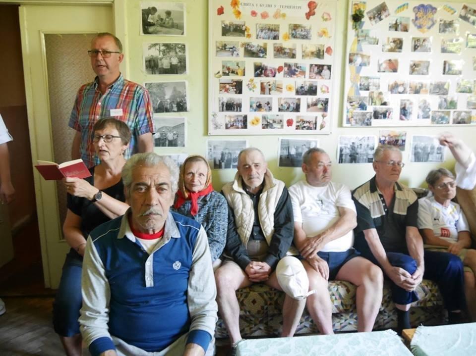 В Ужгород з гуманітарною допомогою приїхали 45 жителів Данії: фоторепортаж, фото-5