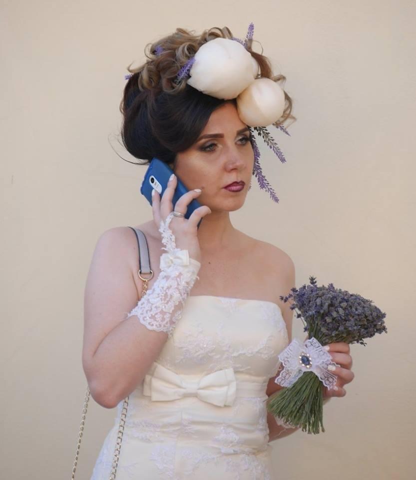 Іраклій та 60 красунь: в Ужгороді пройшов 8-й Парад наречених - фоторепортаж, фото-11