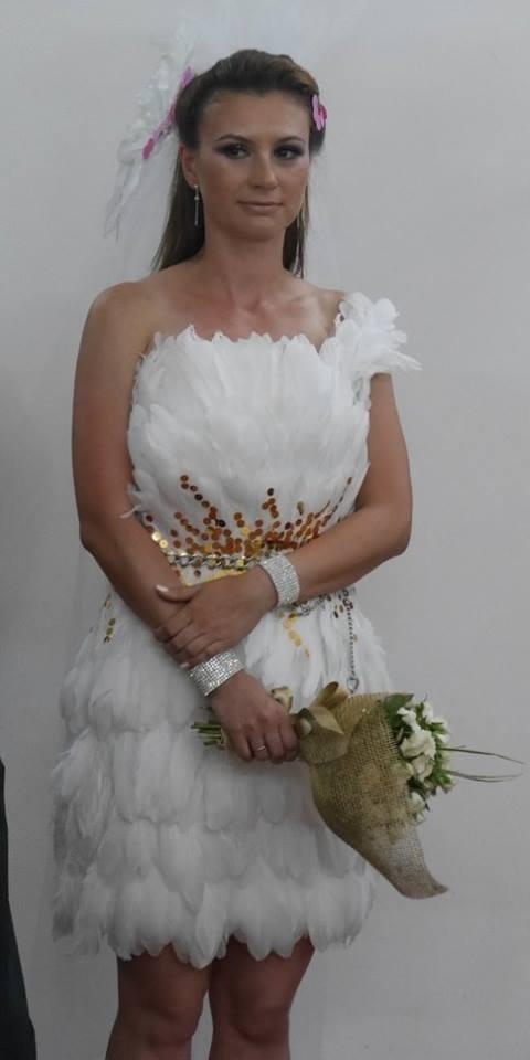 Іраклій та 60 красунь: в Ужгороді пройшов 8-й Парад наречених - фоторепортаж, фото-12