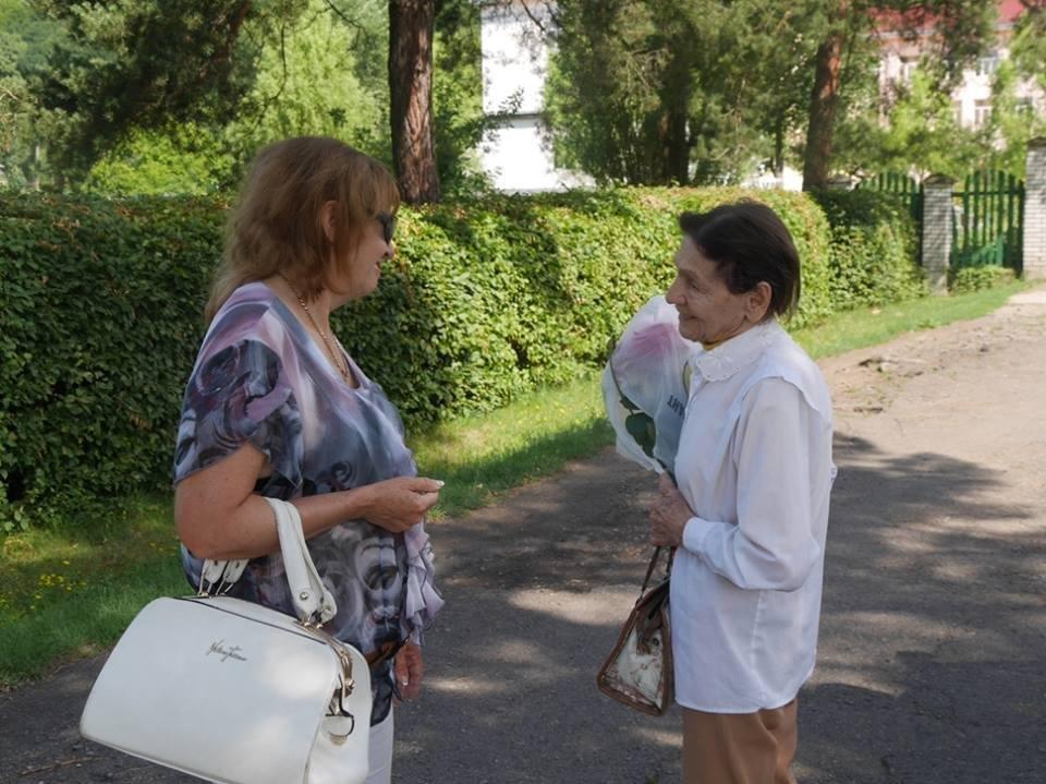 Ангел-охоронець: 90-річна ужгородка Катерина Омельчак допомагає всім (ФОТО), фото-1