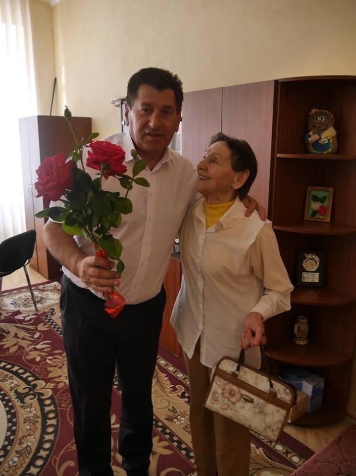 Ангел-охоронець: 90-річна ужгородка Катерина Омельчак допомагає всім (ФОТО), фото-3