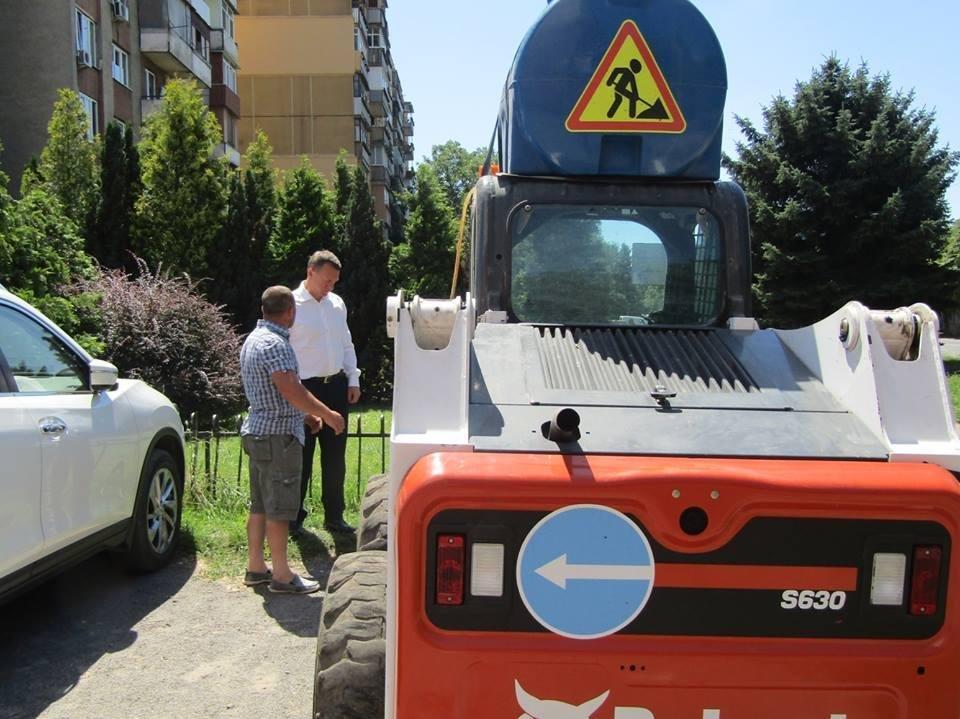 В Ужгороді розпочали ремонт ще однієї дороги: фото, фото-4