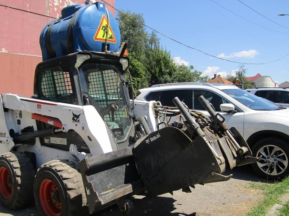 В Ужгороді розпочали ремонт ще однієї дороги: фото, фото-5