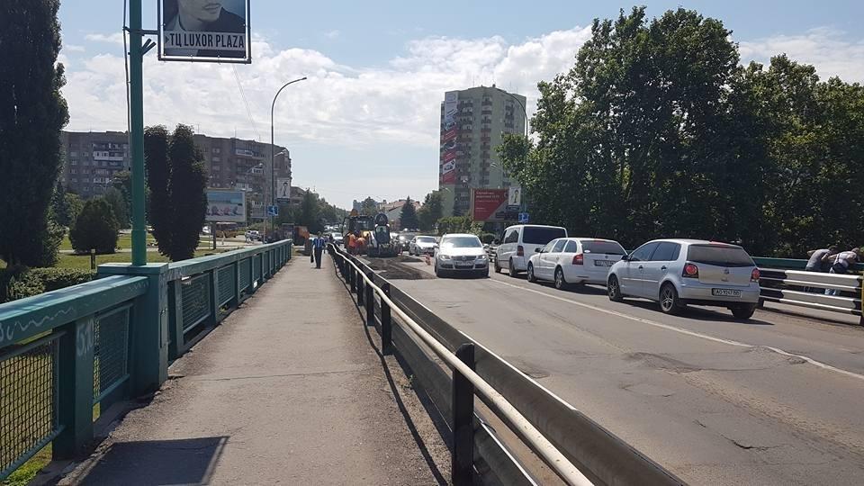 В Ужгороді ремонтують транспортний міст Масарика: до 22-ї години рух буде ускладнено (ФОТО), фото-4