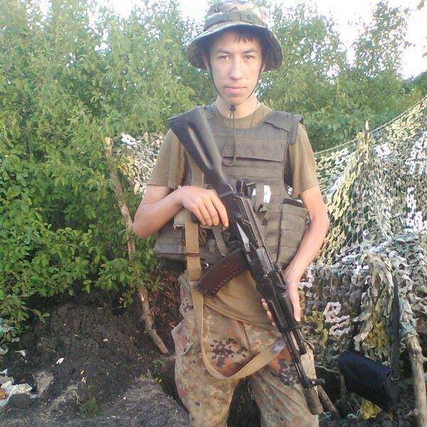 Друга втрата за 2 дні: в АТО від кулі снайпера загинув 21-річний Сергій Гладкий зі Страбичова, фото-2