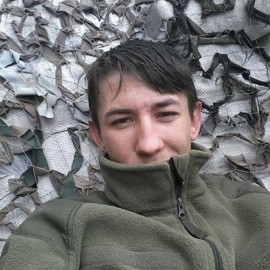 Друга втрата за 2 дні: в АТО від кулі снайпера загинув 21-річний Сергій Гладкий зі Страбичова, фото-1
