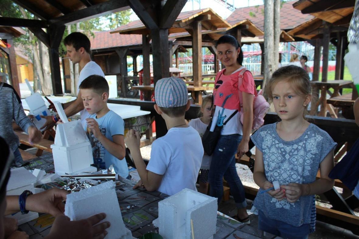 У Мукачеві розпочався парад сажотрусів: фото, фото-5