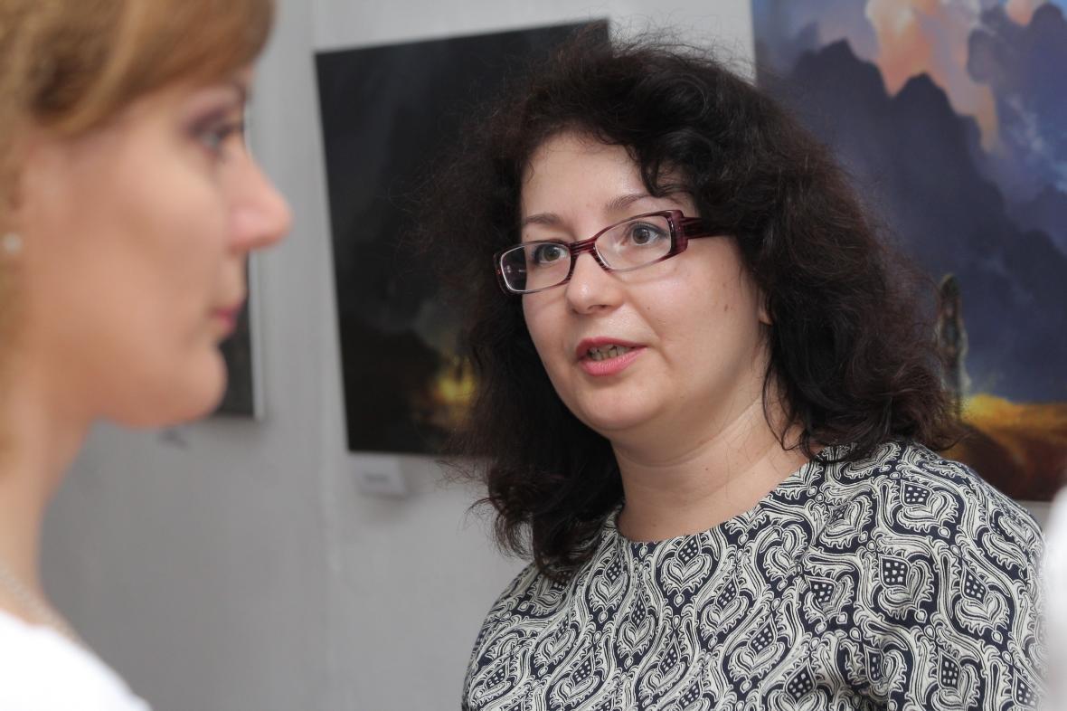 """Героїчні картини: у Мукачеві відкрили виставку """"Кордон"""" з історіями охоронців України, фото-18"""