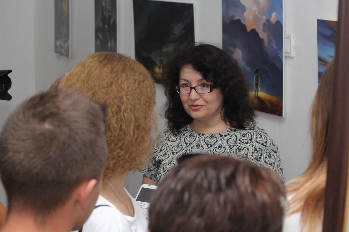 """Героїчні картини: у Мукачеві відкрили виставку """"Кордон"""" з історіями охоронців України, фото-14"""