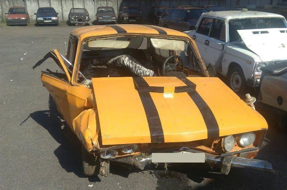 """На Перечинщині водій на """"Жигулях"""" скоїв ДТП і втік, покинувши двох своїх пасажирів помирати: фото, фото-2"""