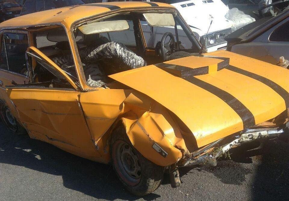 """На Перечинщині водій на """"Жигулях"""" скоїв ДТП і втік, покинувши двох своїх пасажирів помирати: фото, фото-1"""
