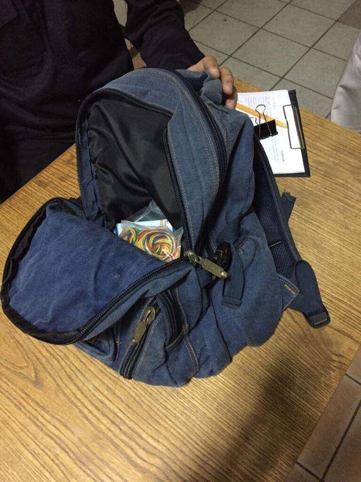 Як чотирилапий закарпатський прикордонник Барон рюкзак із наркотиками у 22-річного хлопця виявив: фото, фото-3