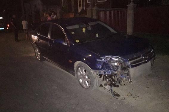"""На Тячівщині п'яний водій """"Опеля"""" врізався у """"Шкоду"""": фото, фото-2"""