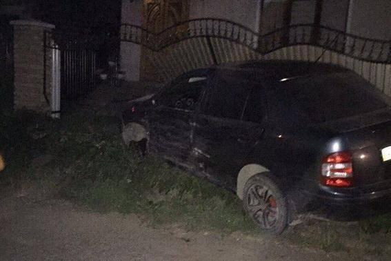 """На Тячівщині п'яний водій """"Опеля"""" врізався у """"Шкоду"""": фото, фото-1"""