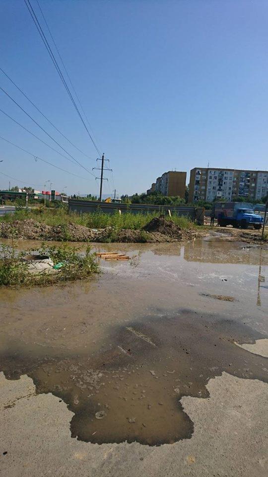 Аварія виявилася серйозною: перебої водопостачання сьогодні відчує пів-Ужгорода, фото-1